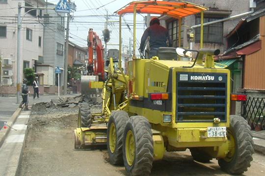 土木工事業